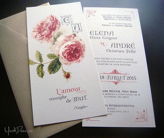 invitatii-nunta-vintage-cu-trandafiri-antique-rose-yorkdeco