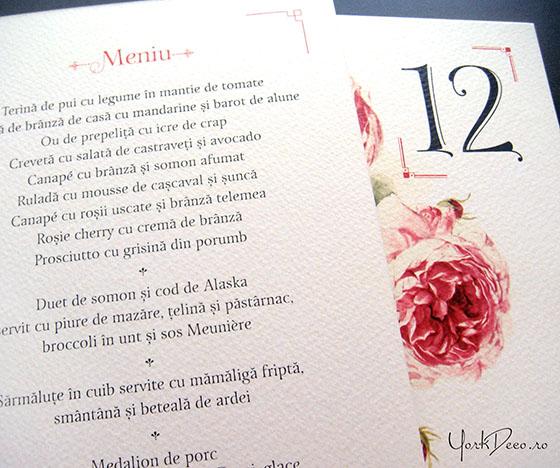 meniuri-nunta-vintage-antique-rose-yorkdeco