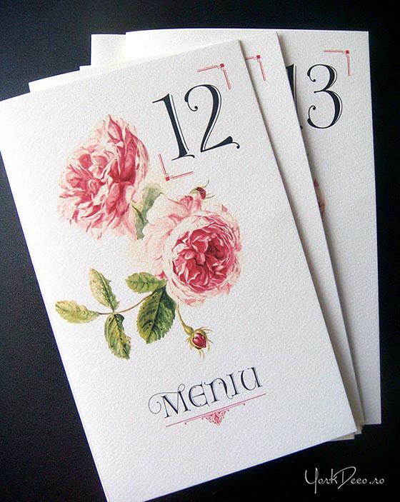 meniuri-nunta-vintage-cu-trandafiri-antique-rose-yorkdeco