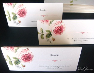 placecarduri-nunta-vintage-cu-trandafiri-antique-rose-yorkdeco