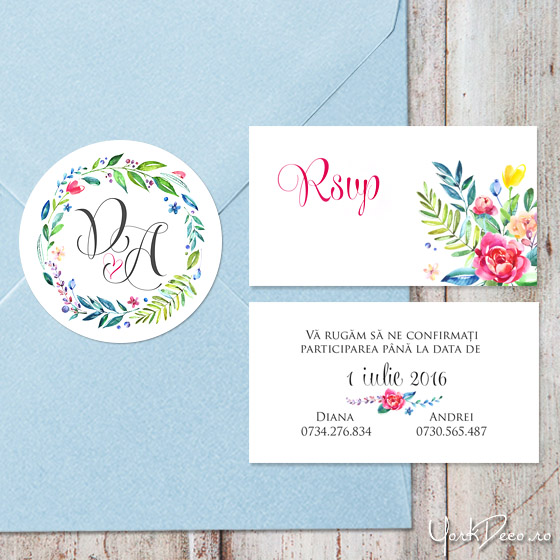 invitatii-cu-sticker-personalizat-si-monograma-summer-time