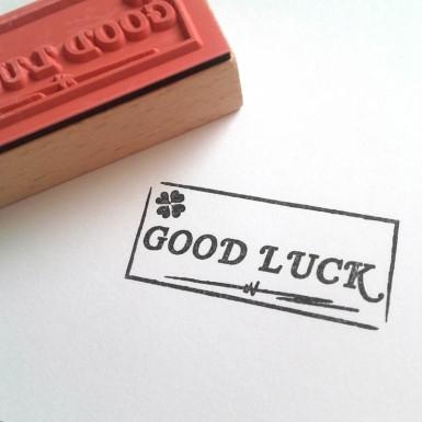 Ștampilă Good Luck