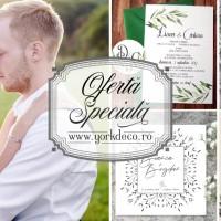 Invitatii Nunta ‐ Lista preturi
