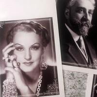 Accesorii Nunta Traditionala Regala - Numere de masa cu personalitati romanesti
